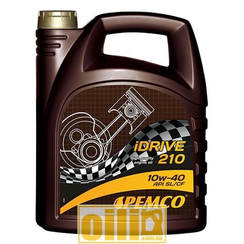 Pemco iDRIVE 210 10W-40 5л