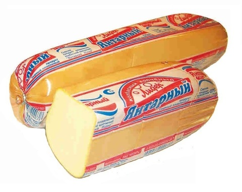 Сыр плавленый копчёный колбасный
