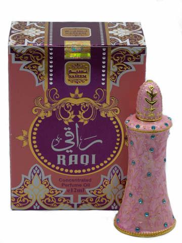 Raqi Раки 12 мл арабские масляные духи от Насим Naseem Perfumes