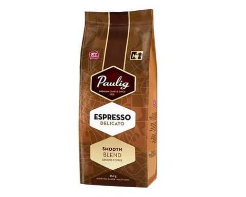 Кофе молотый Paulig Espresso Delicato, 250 г