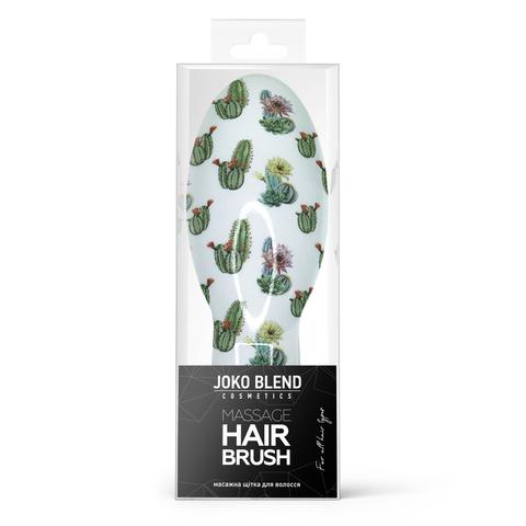 Массажная щётка для волос Mexican Cactus Hair Brush Joko Blend (1)