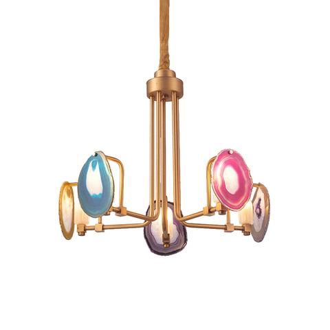 Подвесной светильник Branquinho by Eichholtz (5 плафонов)