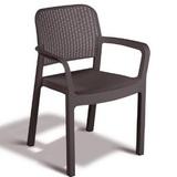 Кресло пластиковое Allibert Samanna
