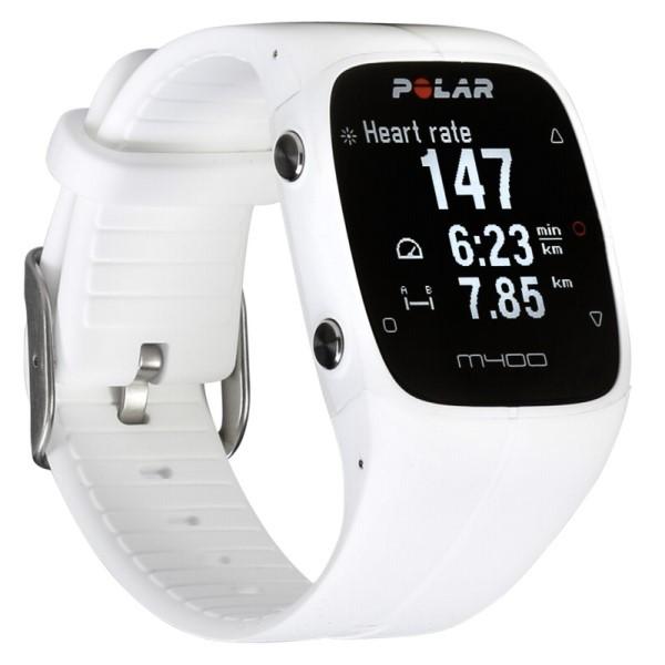 Polar M400 White