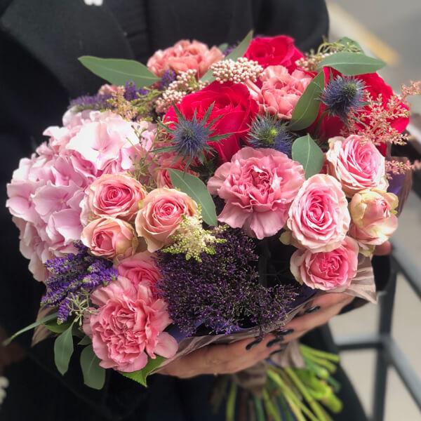 Букет цветов 377