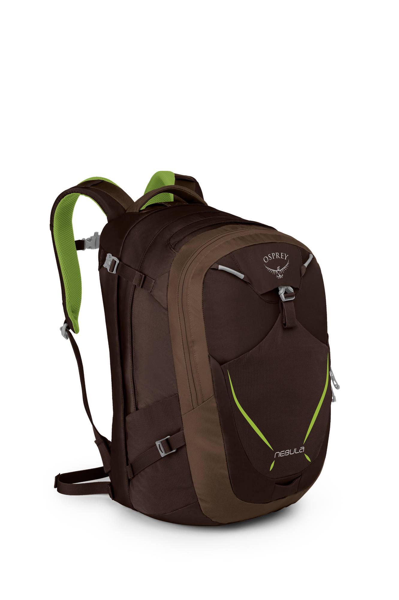 Городские рюкзаки Рюкзак городской Osprey Nebula 34 Komodo Green Nebula_34_Side_Komodo_Green_web.jpg