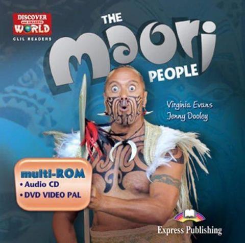 The Maori People. Teacher's multi-ROM (Audio CD / DVD Video PAL). Аудио CD/ DVD видео (для учителя)