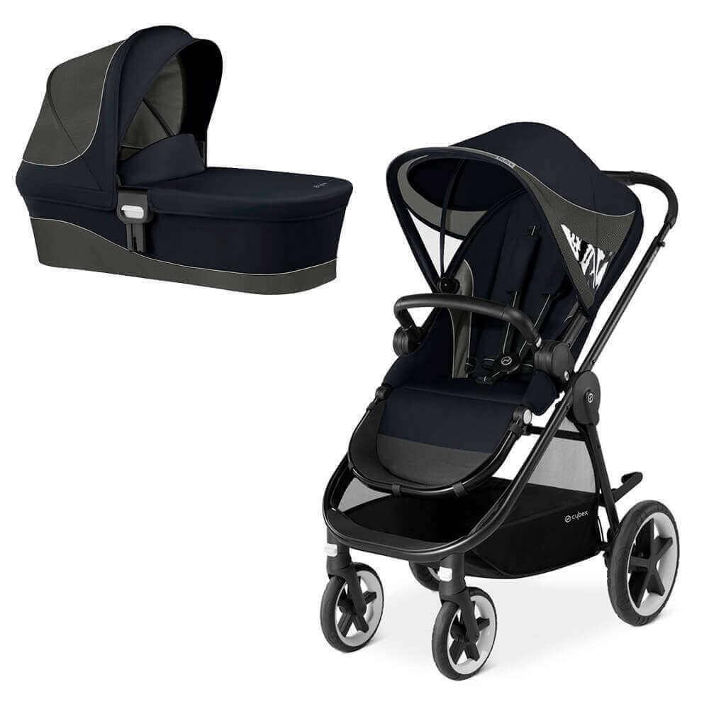 Cybex Balios M 2 в 1, для новорожденных Детская коляска Cybex Balios M 2 в 1  Lavastone Black cybex-balios-m-2in1-lavastone-black.jpg