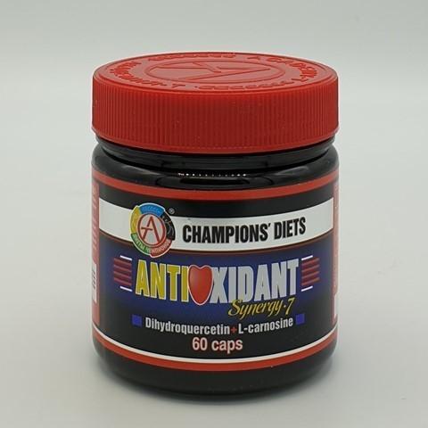 Антиоксидантный комплекс, Synergy 7, Академия-Т, 60 капс