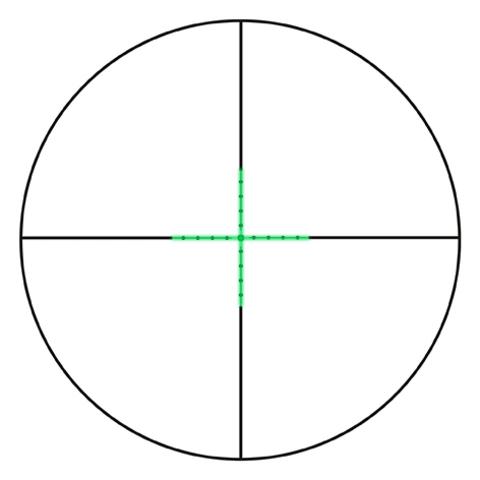 Прицел оптический Veber Wolf 4-16x44 SF IR