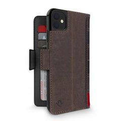 Чехол-книга Twelve South BookBook для iPhone 11, коричневый