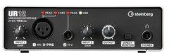 Аудио интерфейс Steinberg UR12