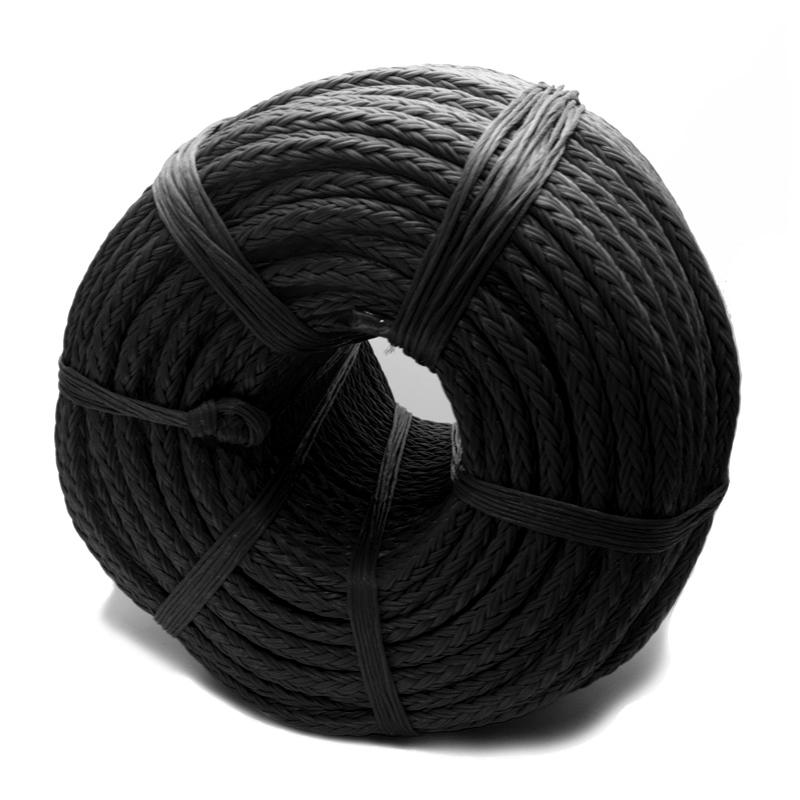 Шнур ПЭ 16мм Черный