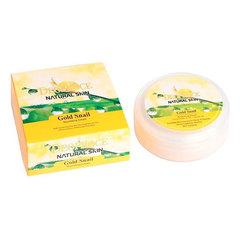 Deoproce Skin Gold Snail Nourishing Cream - Крем питательный с золотом и муцином улитки