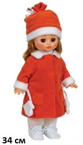 Кукла Жанна 5 со звук. устр. В2078/о (Весна)
