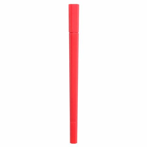 Маркер Muji Hexagonal Water-Based Twin Pen (красный)