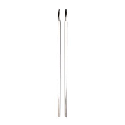 Дополнительные спицы с удлиненным кончиком к addiClick LACE LONG, №3.5,  латунь.арт.656-7/3.5-000.