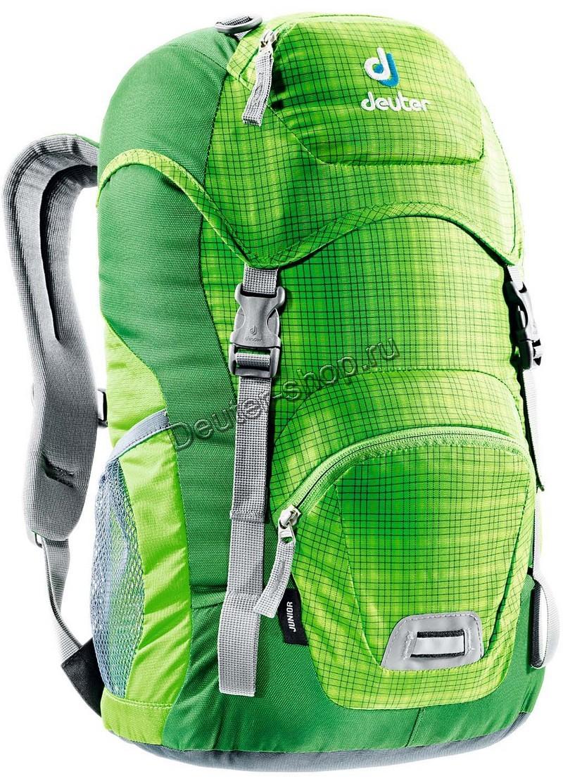Детские рюкзаки Рюкзак детский Deuter Junior kiwi Junior_2012_15.jpg
