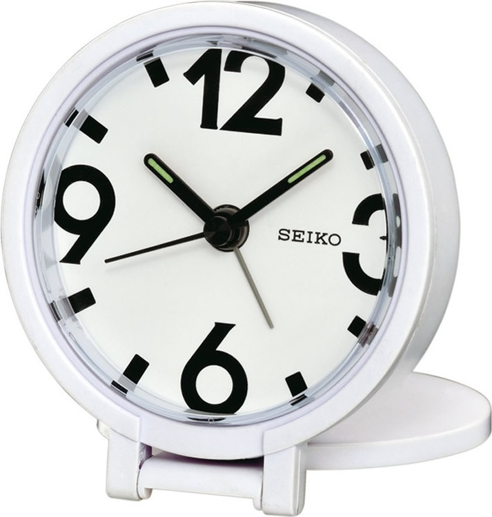 Настольные часы-будильник Seiko QHT011WL