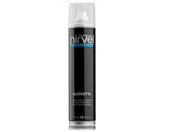 NIRVEL спрей для придания блеска сухим и вьющимся волосам hair glow SPray 300мл