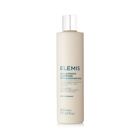 Elemis Молочко для душа и ванны Sea Lavender & Samphire Bath & Shower Milk