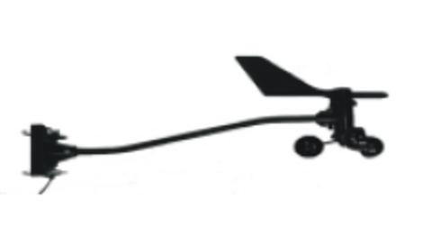 Датчик ветра для вентиляционного оборудования для коровников