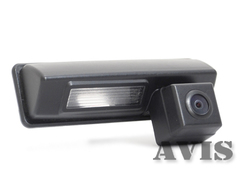 Камера заднего вида для Lexus RX II 400H 03-08 Avis AVS312CPR (#042)
