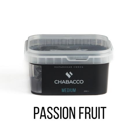 Кальянная смесь Chabacco - Passion Fruit (Маракуйя) 200 г