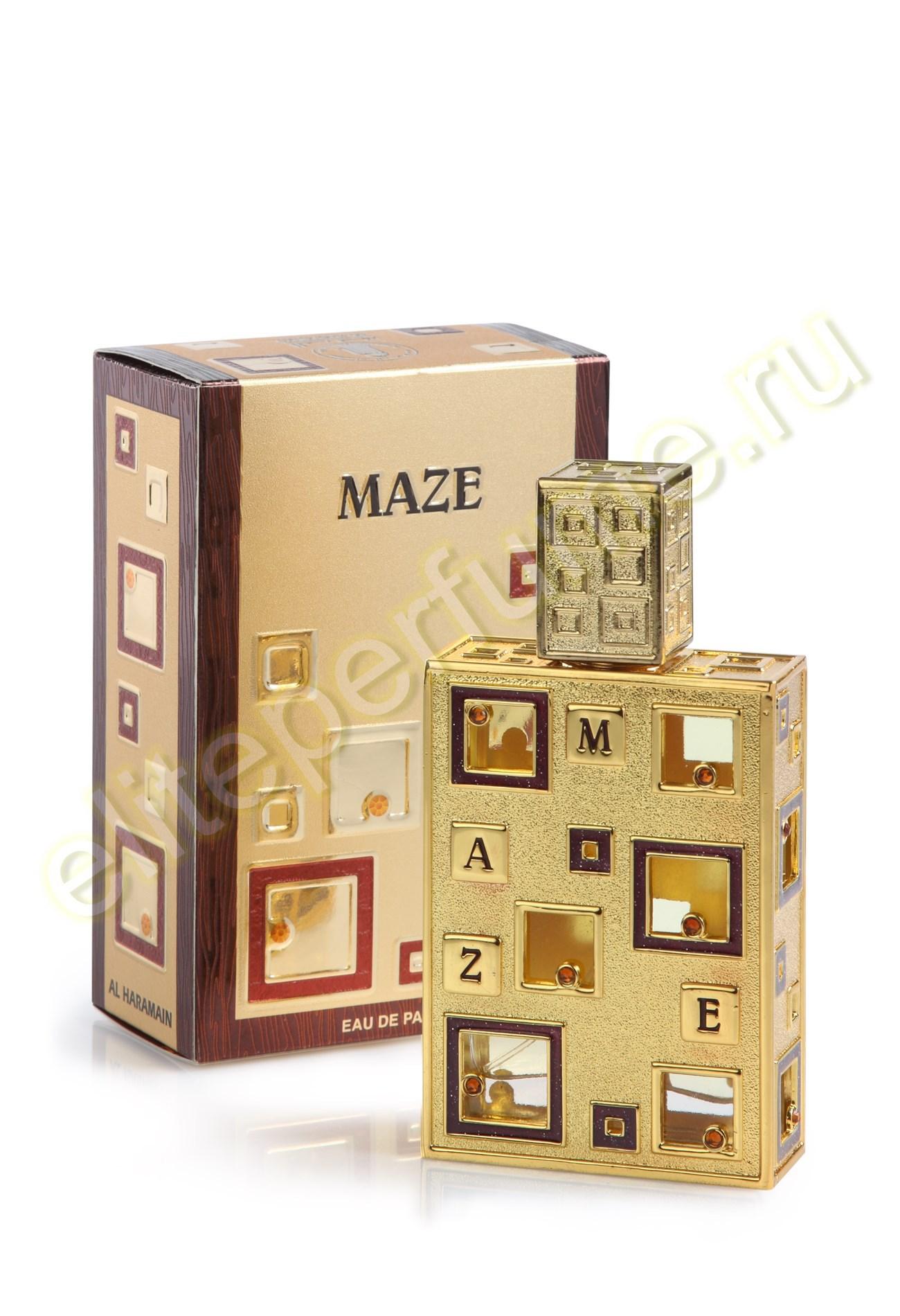 Maze Лабиринт 50 мл спрей от Аль Харамайн Al Haramain Perfumes