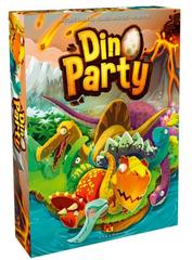 Dino Party (с правилами на русском языке)