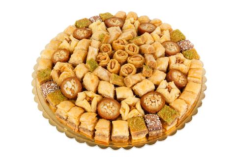 """Пахлава - ассорти ливанских сладостей """"Подарочное"""" 2000 г"""