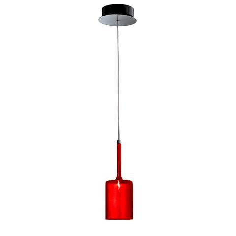 Подвесной светильник копия Spillray MI by AXO LIGHT  (красный)