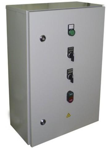 ЯУО 9601-3974 Ящик управления освещением  (80 А, фотореле+реле времени) IP54