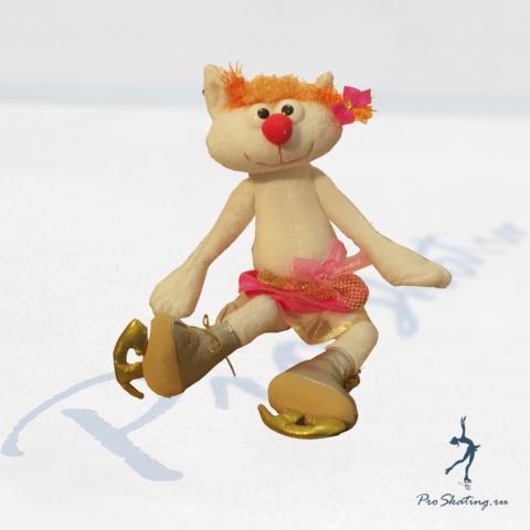 Игрушка на коньках