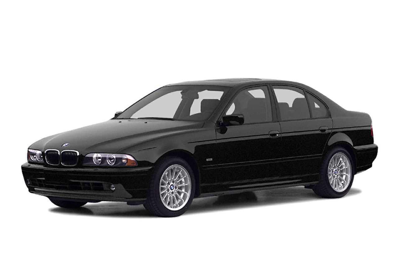 BMW 5 Е39 (60/40) (рестайлинг) 2000-2003