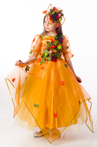 Костюм Осень урожайная детский 1