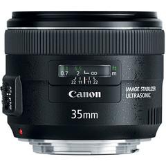 Объектив Canon EF 35mm f/2 IS USM Black для Canon