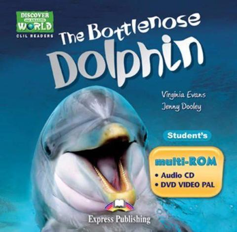 The Bottlenose Dolphin. Teacher's multi-ROM (Audio CD / DVD Video PAL). Аудио CD/ DVD видео (для учителя)