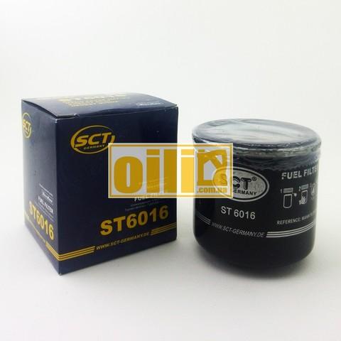 Фильтр топливный SCT ST6016 (Deutz, Caterpillar, Volvo)