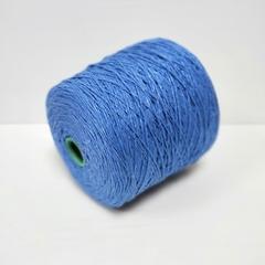 Di.ve, Cottoninaviscosa, Хлопок 80%, Вискоза 20%, Сине-голубой, 1/2.2, 220 м в 100 г