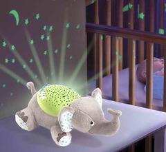Светильник-проектор звездного неба Слоник
