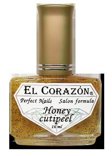 Медовый размягчитель-удалитель кутикулы El Corazon № 424 Honey Cutipeel