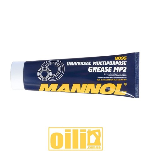 Mannol 8095 MP-2 MULTIPURPOSE GREASE 230г