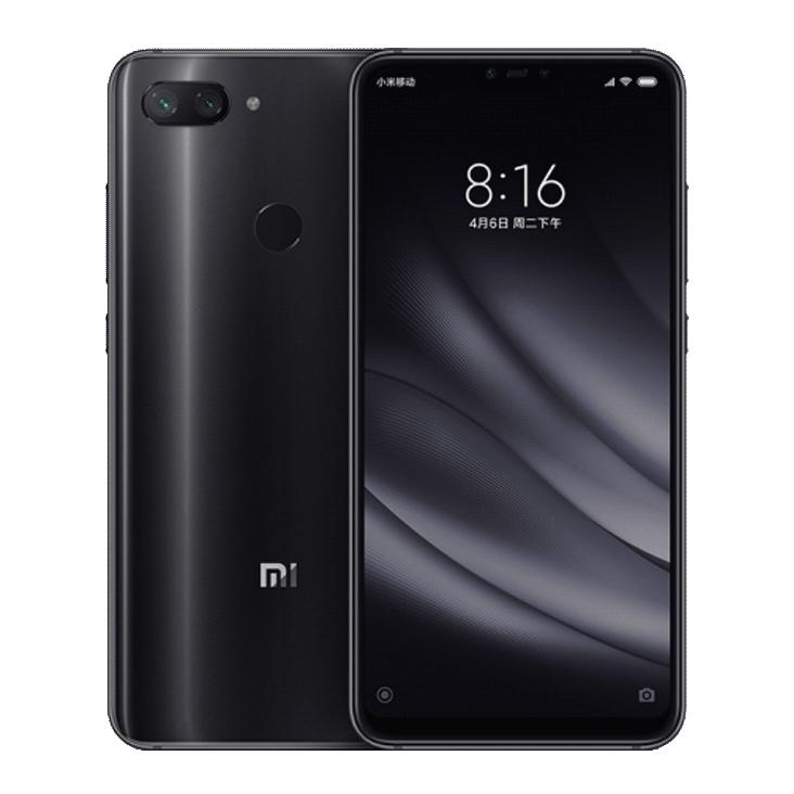 Xiaomi Mi 8 Lite 4Gb/64Gb Black (Global Version)