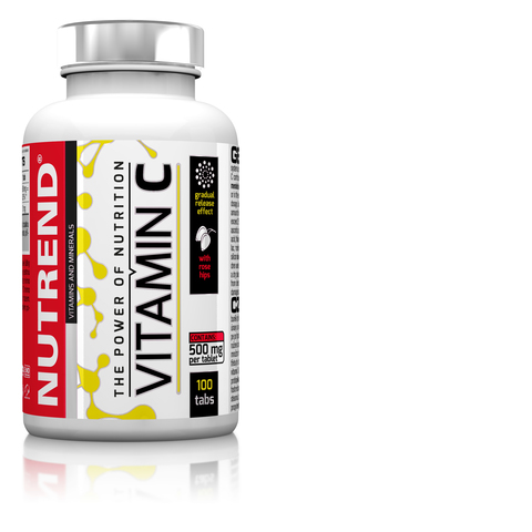 Nutrend Витамин С с шиповником №100 табл (без вкуса)