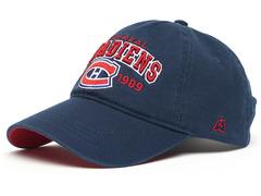 Бейсболка NHL Montreal Canadiens est. 1909