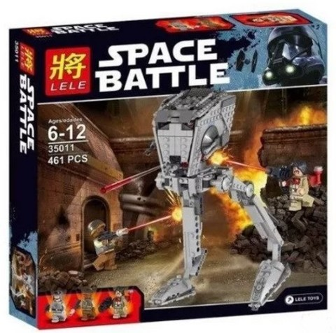 Конструктор LELE35011 Star Wars