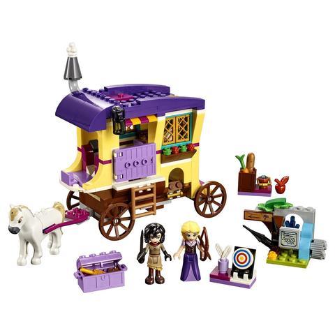 LEGO Disney Princess: Экипаж Рапунцель 41157 — Rapunzel's Travelling Caravan — Лего Принцессы Диснея