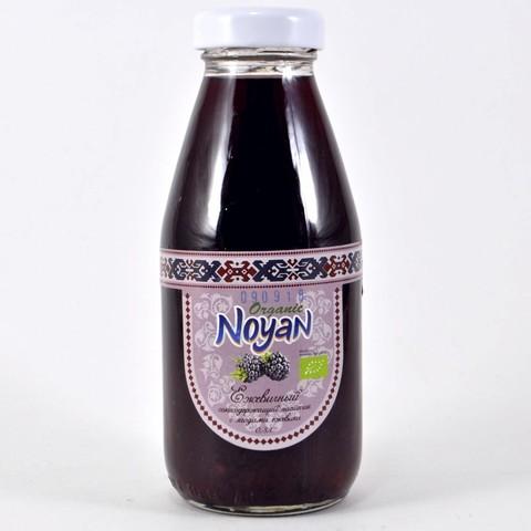 """Напиток ежевичный с ягодами """"Organic"""" Noyan, 330мл"""