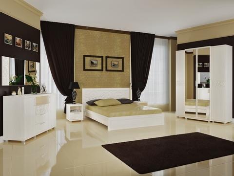Спальня Ирис-04 дуб бодега
